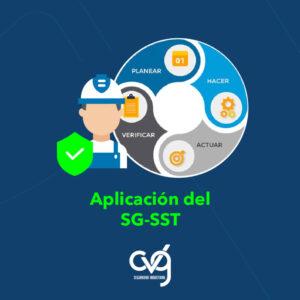 Blog Aplicación del SG-SST CVG