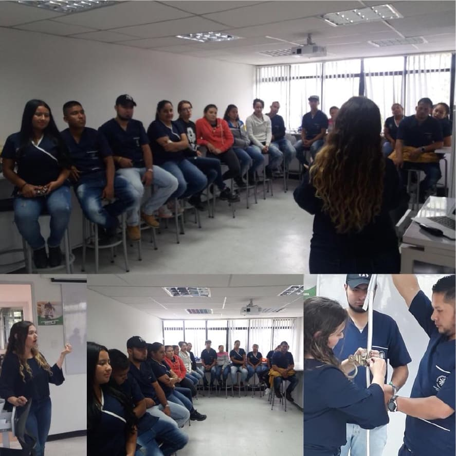 Servicios - Formación y Entrenamiento CVG