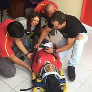 Primeros Auxilios CVG